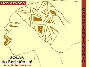 Mês da Consciência Negra tem programação especial no Teatro Solar Boa Vista (Foto: Divulgação)