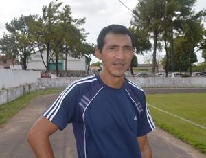 Joaci Moura São Francisco (Foto: Weldon Luciano  - GLOBOESPORTE.COM)