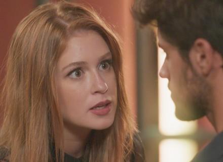 Teaser: Jonatas deixa Eliza confusa