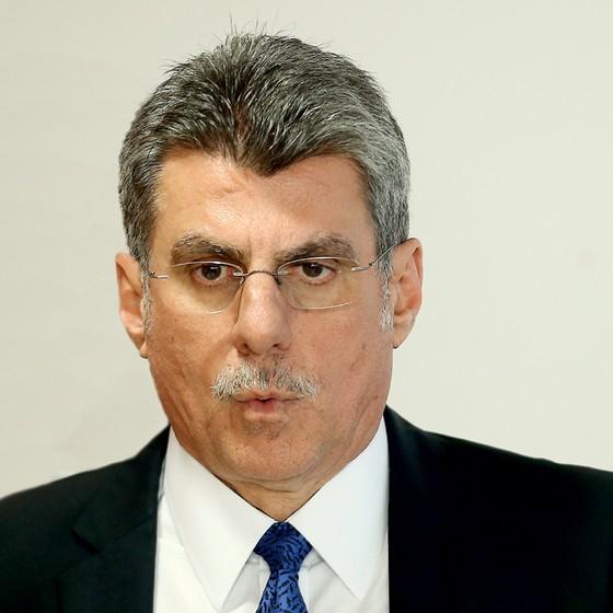 Senador Romero Jucá (Foto: DIDA SAMPAIO/ESTADÃO CONTEÚDO)