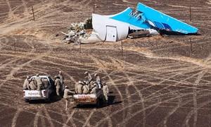 Mecânico é suspeito de participar de queda de avião russo, diz agência