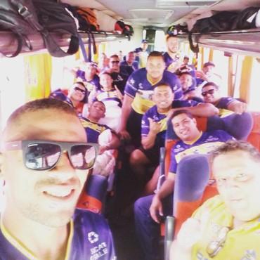 Parma Liga Nordeste de futsal 2016 (Foto: Reprodução/Facebook)
