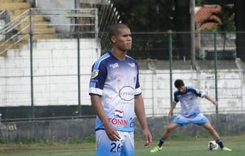 Após testes e gol, Comercial confirma acerto e inscrição do atacante Danilo