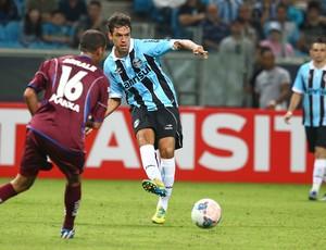 Marco Antonio atuou na vitória sobre o Caxias (Foto: Lucas Uebel/Grêmio FBPA)