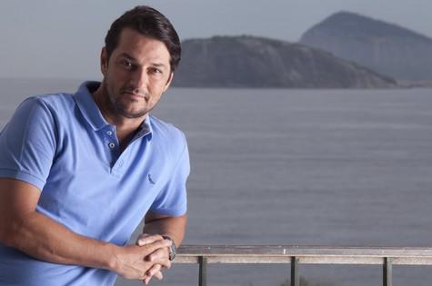 Marcelo Serrado (Foto: Ana Branco)