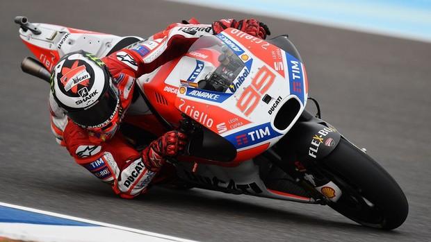 BLOG: Mundial de MotoGP - Lorenzo fala da Ducati - de Manuel Pecino para sportrider.com...
