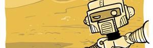 Tudo é exibicionismo na internet', diz cartunista da 'selfie do robô'   (Reprodução/Willitirando.com.br)