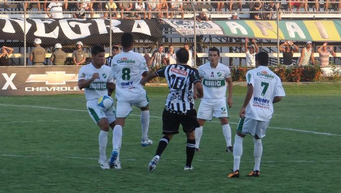 ASA x Murici (Foto: Leonardo Freire/GloboEsporte.com)