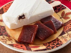 Paleta recheada de cream cheese e goiabada (Foto: Divulgação/Don Paletas)