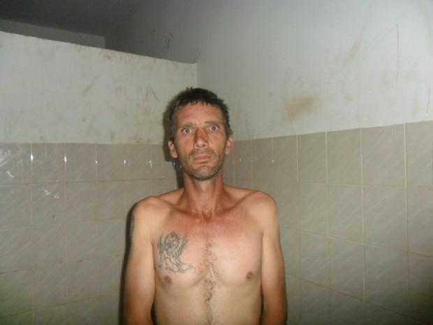 Homem é autor de cinco homicídios (Foto: Polícia Militar/Divulgação)