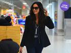Look do dia: impecável, Luiza Brunet embarca em aeroporto do Rio