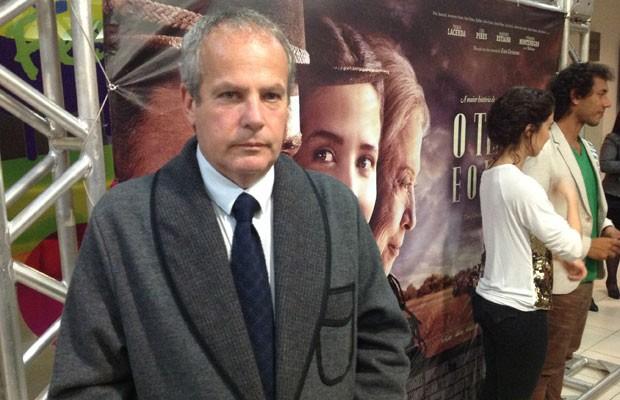 Jayme Monjardim falou sobre a importância do filme para a sua carreira (Foto: Divulgação/RPC TV)