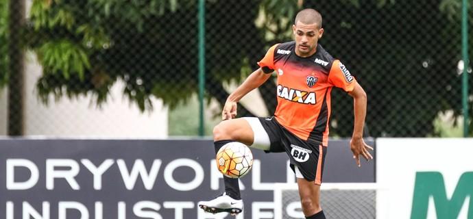 Clayton, atacante do Atlético-MG (Foto: Bruno Cantini/ Flickr Atlético-MG)