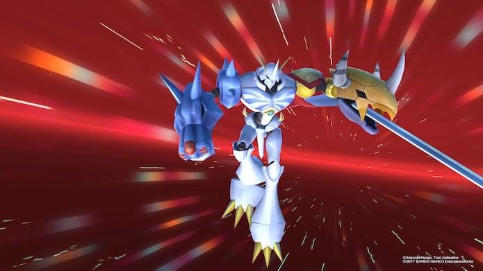 Digimon World: Next Order traz mais de 200 criaturas digitais (Foto: Reprodução/Victor Teixeira)