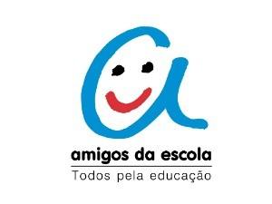 Logo Amigos da Escola (Foto: Divulgação, RBS TV)
