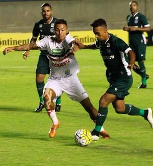 Goiás x River-PI, Copa do Brasil (Foto: Rosiron Rodrigues/Goiás Esporte Clube)