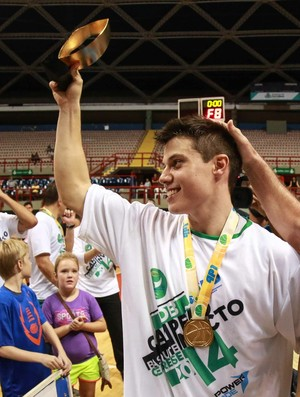 Basquete Cearense, Davi Rossetto, título, LDB, campeão (Foto: Luiz Pires/LNB)