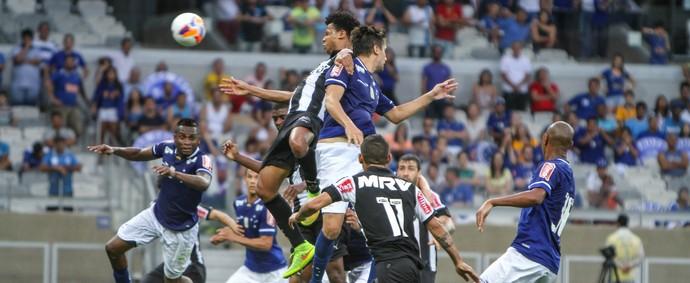 Cruzeiro x Atlético-MG (Foto: Bruno Cantini/CAM)