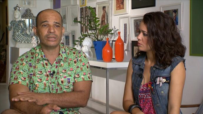 Genilson Coutinho fala do movimento LGBT na Bahia (Foto: TV Bahia)