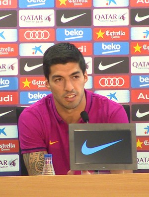 Luis Suárez é o artilheiro do Campeonato Espanhol (Foto: Ivan Raupp)