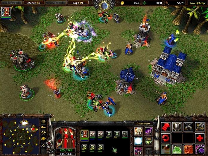 Warcraft 3 (Foto: Reprodução)