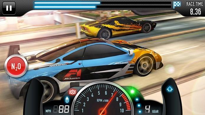 Um jogo de rachas com carros tunados e gráficos inacreditáveis (Foto: Divulgação)