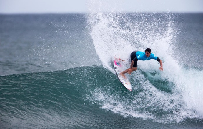 Gabriel Medina QS 10.000 Haleiwa surfe (Foto: Divulgação/WSL)