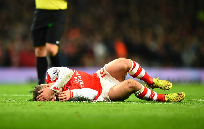 Jack Wilshere Arsenal (Foto: Getty Images)