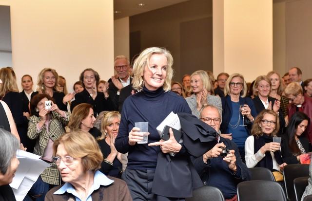 """/ """"Jil Sander. Präsens"""" Ausstellungseröffnung im Museum Angewandte Kunst in Frankfurt am Main am 03.11.2017/ Foto: BrauerPhotos / S.Brauer (Foto: BrauerPhotos / S.Brauer)"""
