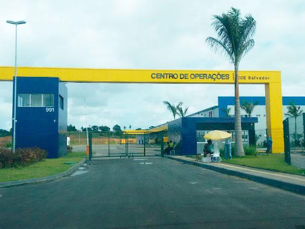 Transferência para a unidade da Via Parafuso, em Salvador, deve ocorrer em 16 de maio  (Foto: Divulgação/Correios))