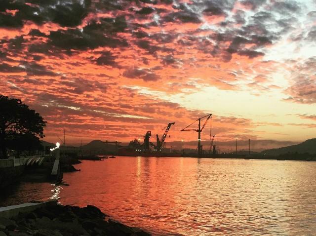 Operação Verão começa no litoral  (Foto: Rosana Valle)