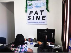 Há vagas para diferents áreas profissionais (Foto: Divulgação/Prefeitura de Peruíbe)