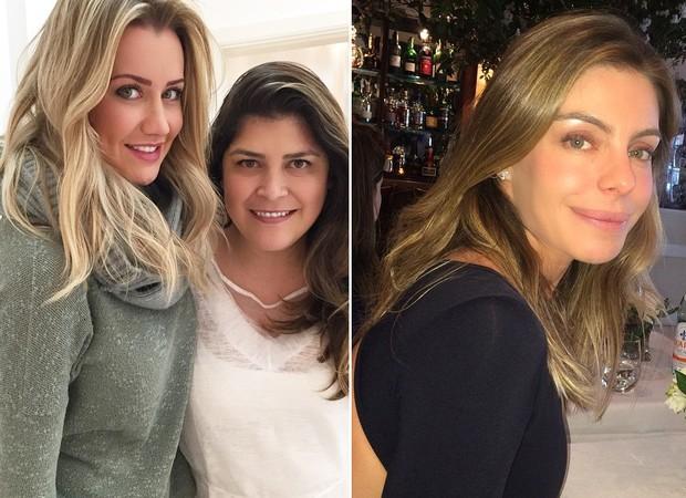 A micropigmentação de sobrancelhas da Lu Rodrigues (foto) caiu no gosto de famosas como Ana Paula Siebert Justus, esposa de Roberto Justus, e Daniela Cicarelli (Foto: Reprodução/Instagram)