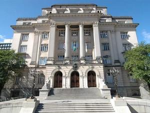 Palácio José Bonifácio, sede de Prefeitura de Santos, SP (Foto: Anderson Bianchi/Prefeitura de Santos)