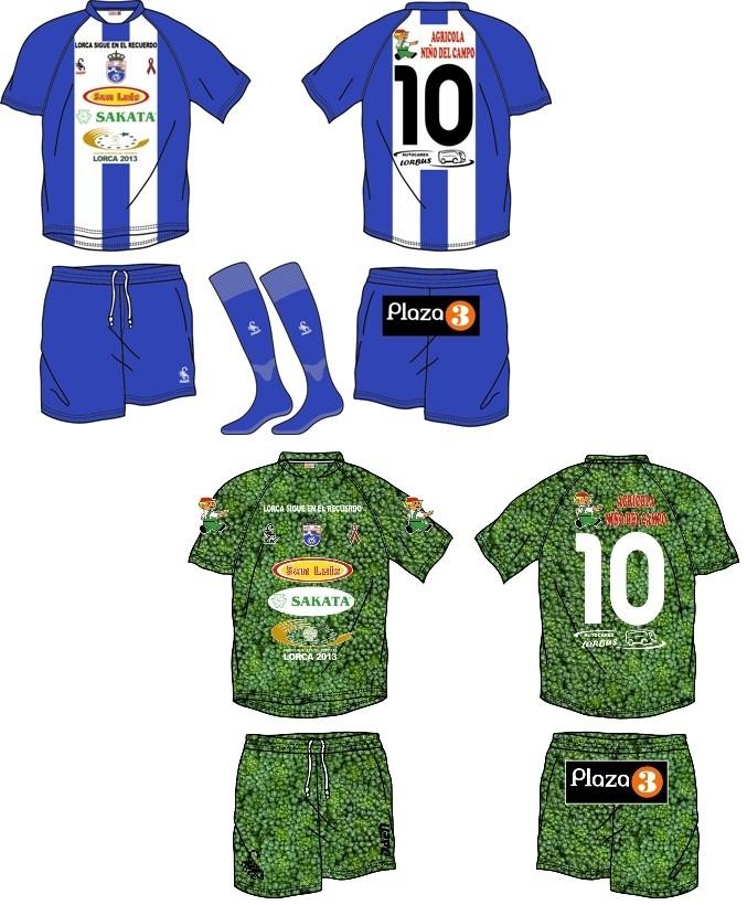 Camisas do  La Hoya Lorca