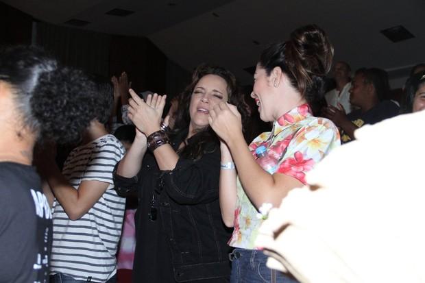 Ana Carolina (Foto: Thyago Andrade/Foto Rio News)