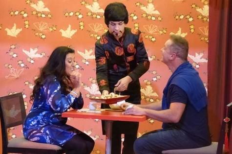 Esquete de 'Divertics' (Foto: Divulgação/TV Globo)
