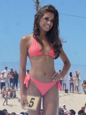 Sabrina Scherer (Foto: Gabriela Loeblein/G1)