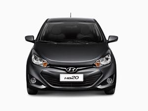 Hyundai HB20 tem extensa lista de opções (Foto: Divulgação)