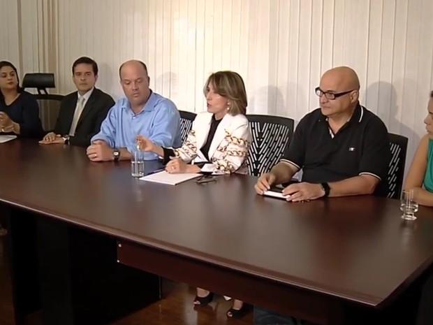 Secretaria da Educação elabora novo edital para selecionar OSs para a educação em Goiás (Foto: Reprodução/TV Anhanguera)