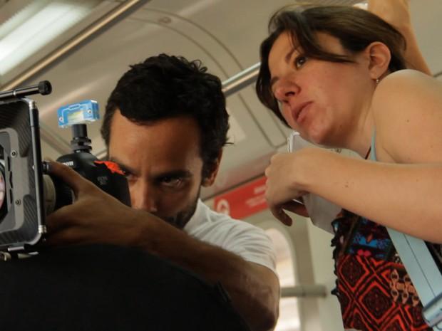 Filme Identidade Cotidiana foi o primeiro exibido no Teste de Audiência da Caixa Cultural do Recife (Foto: Heloísa Ururahy/Divulgação)