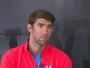 """Phelps acredita que Thiago Pereira e Cielo estarão """"mais fortes"""" nos Jogos"""
