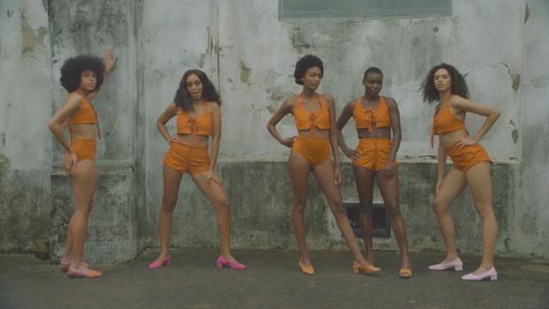 Solange Knowles faz parceria com o Tate Modern (Foto: Reprodução)