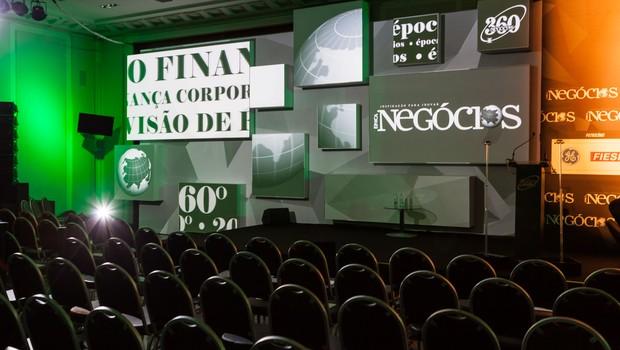 Época NEGÓCIOS 360° premiou nesta segunda-feira as melhores empresas do Brasil (Foto: Fred Chalub/Época NEGÓCIOS)