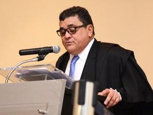 Desembargador Virgílio Macedo (Foto: Divulgação/TRE-RN)