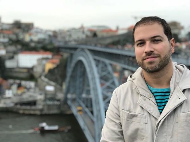 Paulo Mario Martins (Foto: Rede Globo)