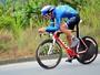 """Ciclista de Ribeirão Preto """"finalmente"""" leva o título brasileiro de contrarrelógio"""