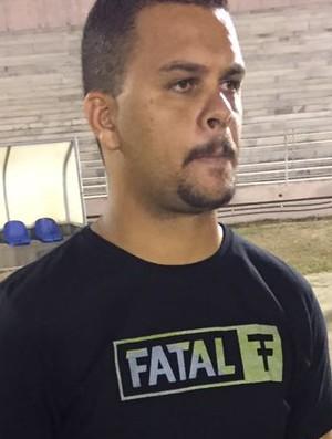 Laerte Santos, Femar (Foto: Silas Batista / GloboEsporte.com)