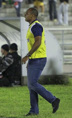 Deivid técnico Cruzeiro (Foto: Leonardo Silva / Light Press)