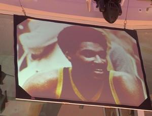 Oscar Schmidt hall da fama NBA (Foto: Gabriel Fricke)